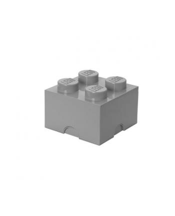 Pojemnik LEGO 4 szary