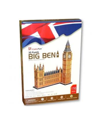 Puzzle 3D Zegar Big Ben 116el 20087 DANTE p.12