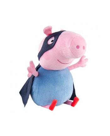 Beanie Babies Lic Clip PEPPA PIG - George Superbohater 28 cm. TY96282  TREFL