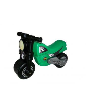 Polesie WADER 40480 Motocykl zielony