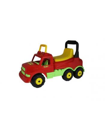 Polesie WADER 43634 Pojazd z siedzeniem czerwony w worku