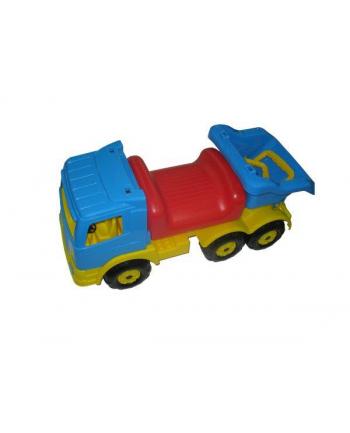 Polesie WADER 6614 Samochód ciężarowy z siedzeniem w worku