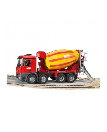 MB Arocs betoniarka 03654 BRUDER
