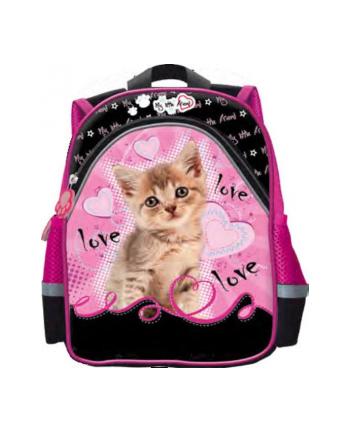 Plecak szkolno-wycieczkowy My Little Friend Kot. MAJEWSKI