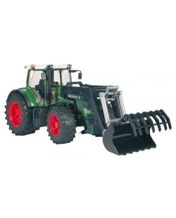 Traktor Fendt 936 Vario z ładowarką 03041 BRUDER
