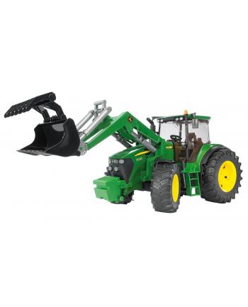 Traktor John Deere 7930 z ładowarką 03051 BRUDER