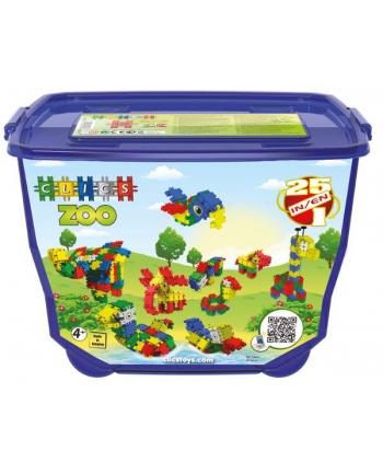 Klocki CLICS ZOO box FB-001