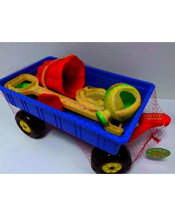 Polesie 37343 Zabawki do piasku 9 el