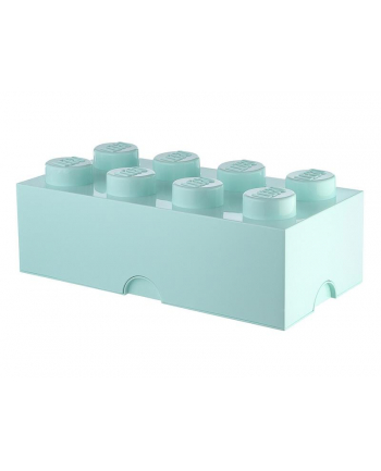 Pojemnik LEGO 8 jasnoniebieski