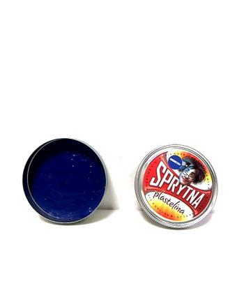 Sprytna plastelina podstawowa Niebieska