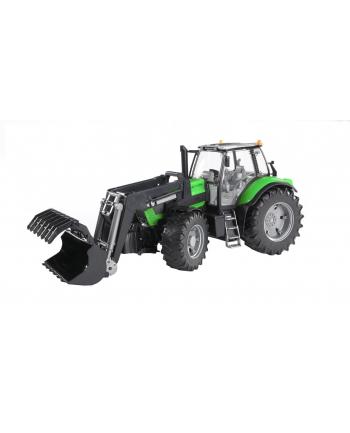 Traktor Deutz Agrotron X720 z ładowarką czołową 03081 BRUDER
