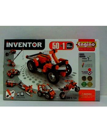 Klocki Engino Inventor 50w1 multi models motorized 5030 ETIFICA