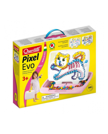 Quercetti Mozaika Pixel Evo Girl Large 0917