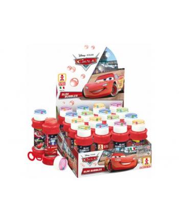 Bańki mydlanie Cars 120ml p16 BRIMAREX