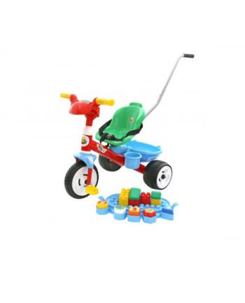 """Polesie 46796 Rower trójkołowy - """"Baby Trike"""" z rączką"""