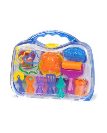 Piasek - zestaw w walizce z narzędziami. RUSSEL