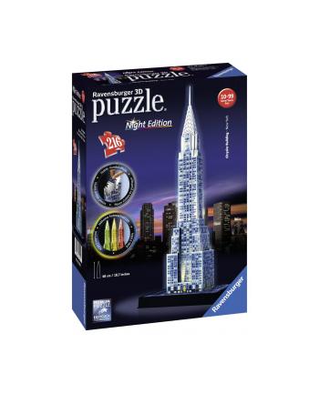 Puzzle 3D Chrysler Building Night Edition 125951 RAVENSBURGER