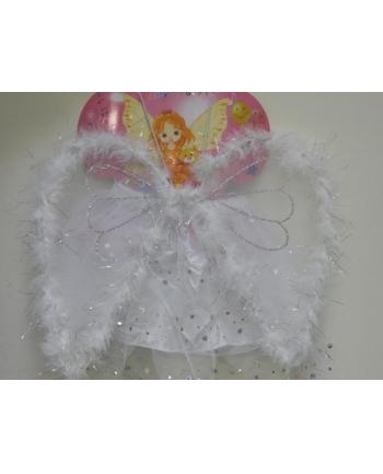 Skrzydła anioła spódnica z cekinami w worku ZRPIE16007 PIEROT