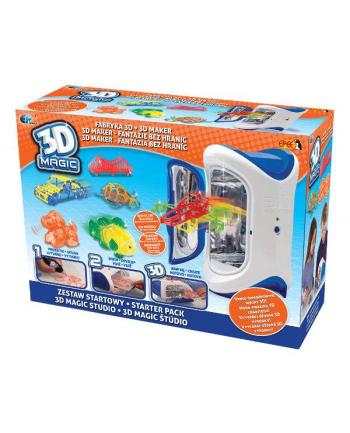 EP 3D Magic Fabryka 3D Zestaw startowy z urządzeniem 3D w pud. p2 02615