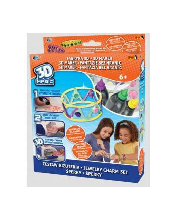 EP 3D Magic Fabryka 3D Mega zestaw tematyczny w pud. 02617
