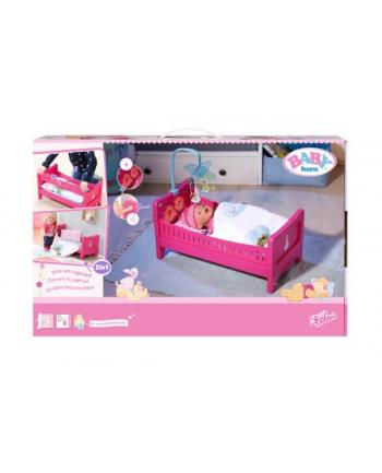 BABY born® Łóżeczko w pudełku 822289 ZAPF