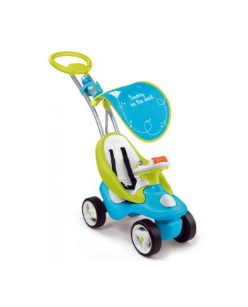Jeździk Bubble Go Niebieski SMOBY