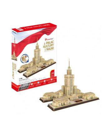 Puzzle 3D Pałac Kultury i Nauki 144el 20224 DANTE