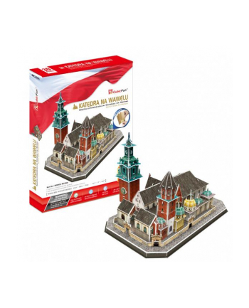Puzzle 3D Katedra na Wawelu 101el DANTE
