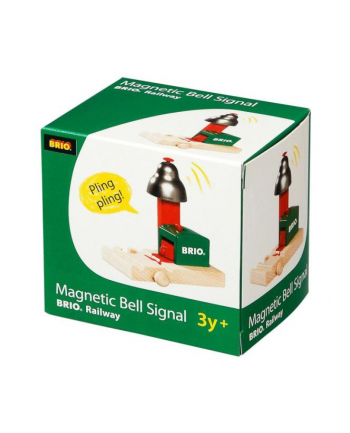 Magnetyczny dzwonek 33754 TM TOYS