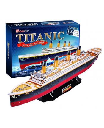 Puzzle 3D Titanic Duży 24011 DANTE