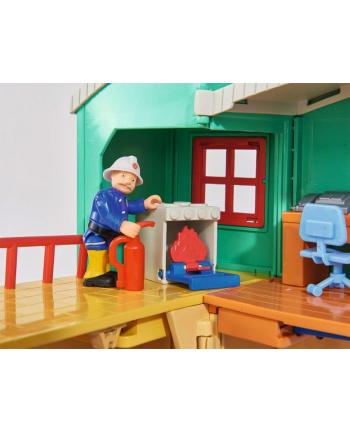 Strażak Sam, Remiza strażacka z figurką Simba