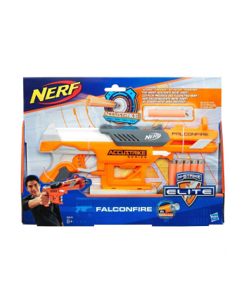 NERF N-Strike Accustrike - Wyrzutnia Falconfire Elite B9839 HASBRO