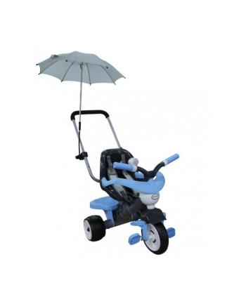 """Polesie  46895 Rowerek 3- kołowy """"Amigo"""" z ogrodzeniem i parasolką"""