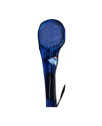 Badminton metalowy w pokrowcu