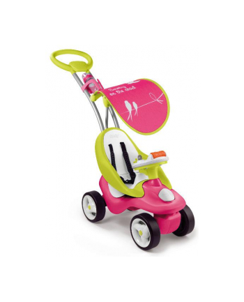 Jeździk Bubble Go 2w1 różowy 720102 SMOBY