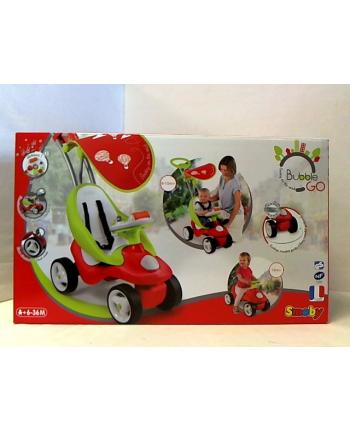 Jeździk Bubble Go 2w1 czerwony 720103 SMOBY