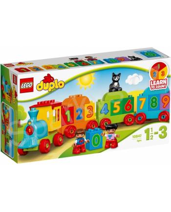 LEGO 10847 DUPLO Pociąg z cyferkami p4