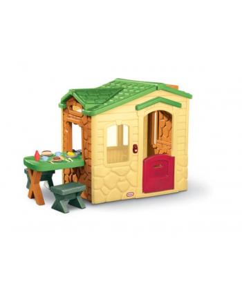 LT Domek z Patio (natural) 172298