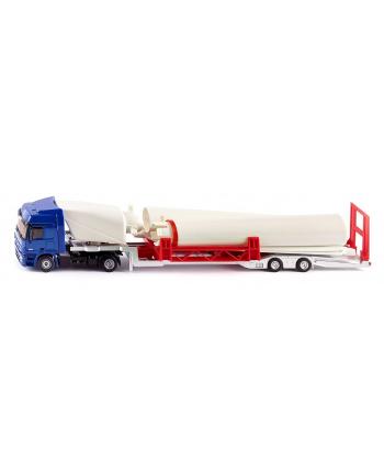 SIKU 3935 Ciężarówka z naczepą i wiatrakiem