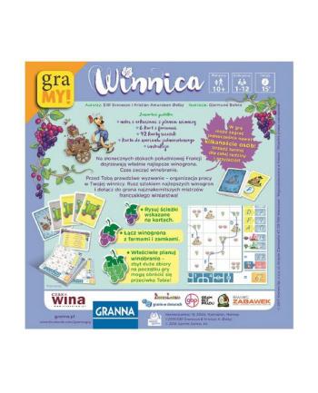 Winnica gra 00307 GRANNA