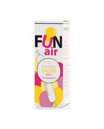 Mini Eksperyment FUN air BALONY p12