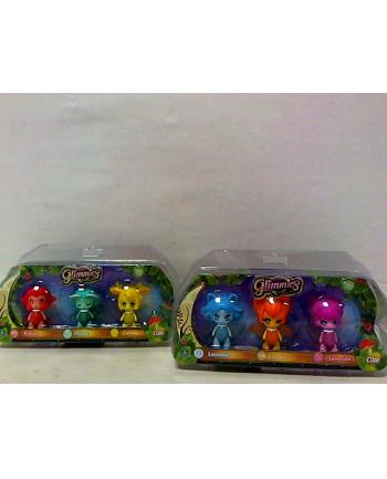 Glimmies 3 figurki 02000 COBI(TOWAR WYSYŁANY LOSOWO, BRAK MOŻLIWOŚCI WYBORU)