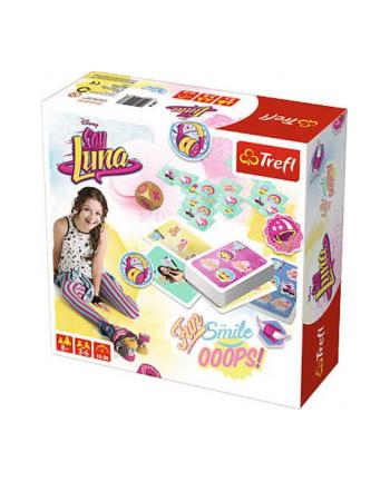 Fun Smile OOOPS! Gra  Disney Soy Luna 01487 Trefl