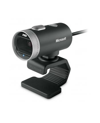 Microsoft LifeCam Cinema Kamera Internetowa USB Port CD