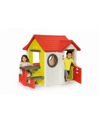 Domek My House + stolik 810401 SMOBY