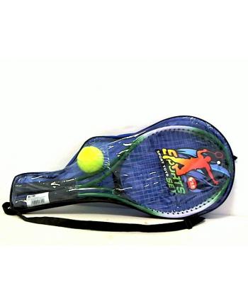 Rakiety do tenisa ziemnego w pokrowcu  02309