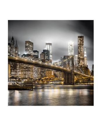 Clementoni Puzzle 1000el HQ New York skyline 39366
