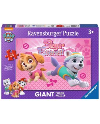 Puzzle 24el Paw Patrol Skye&Everest 054985 RAVENSBURGER