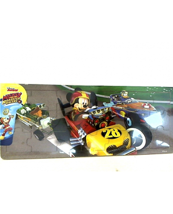 Układanka Micey and the Roadster Racers BRIAMREX