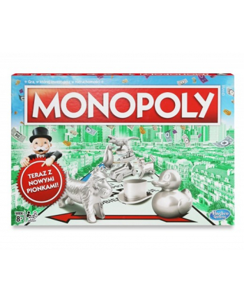 Monopoly Classic C1009 gra HASBRO